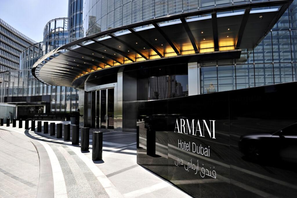 Armai Hotel Dubai